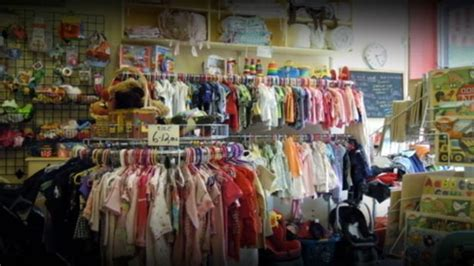 sell trade baby clothes for abc news