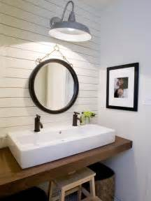bathroom farm sinks white trough sink with beautiful mirror and lighting for