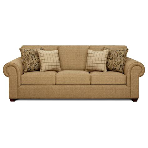 Sofa Sussex by Sussex Fabric Sofa With Rolled Arms Dcg Stores