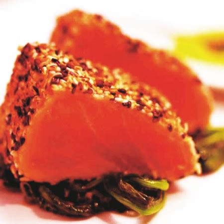 come cucinare filetto di tonno fresco filetto di tonno rosso al sesamo fresco pesce