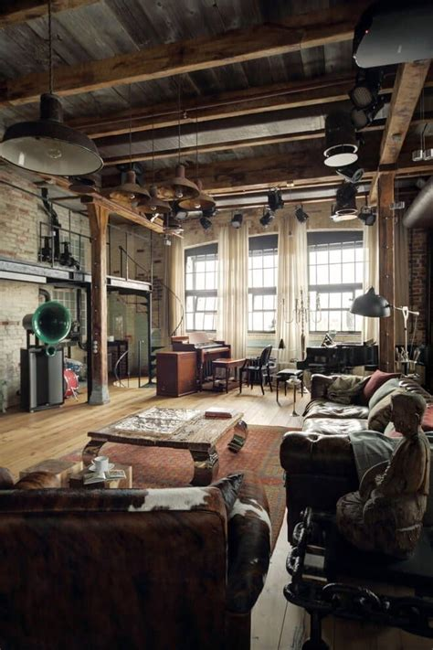 industrial loft apartment 方舟 photo interior exterior household items pinterest