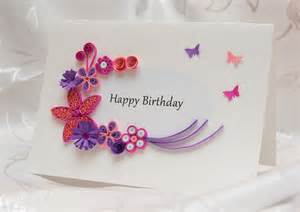 how to make different types of birthday cards kartka urodzinowa imieninowa kwiaty r 243 żowe paper paradise