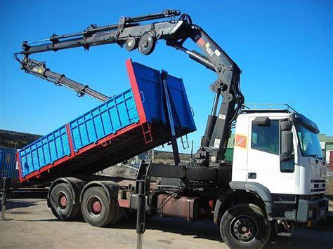 Saringan Kran Air Dayu iveco 6x4 mit kran hiab 400 e jib 30 meter mobile crane from germany for sale at truck1 id 586438