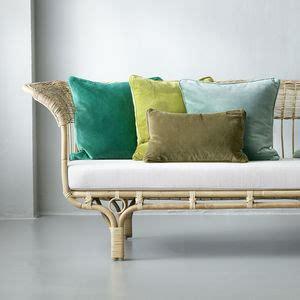 vintage velvet cushions