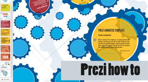 Prezi Tutorials Preziland How To A Prezi Template