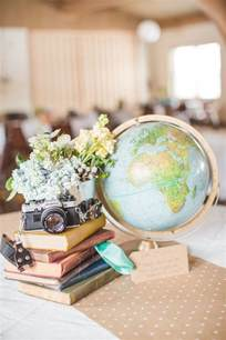 30 travel themed wedding ideas you ll want to steal deer pearl flowers