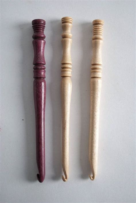 Handcrafted Crochet Hooks - the world s catalog of ideas