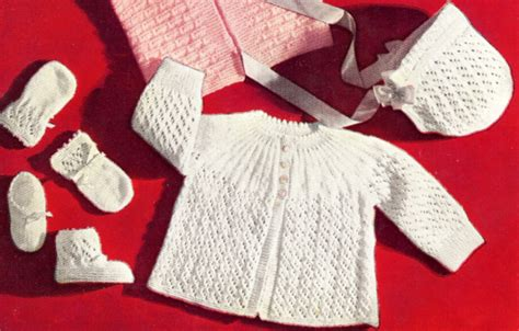 baby sets knitting patterns baby knitting sets fun4all