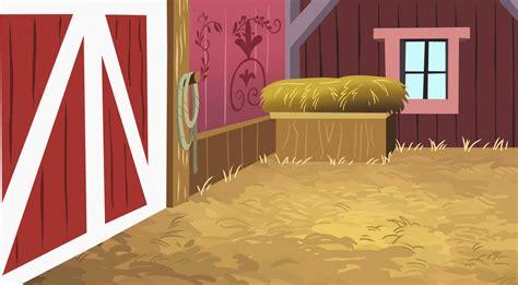 apple fanily barn interior by steoweredstallion on deviantart