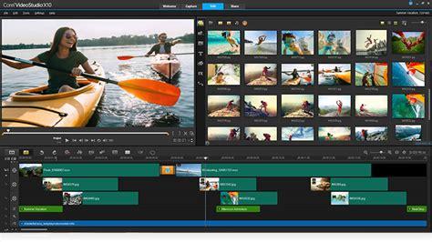 Movie Editing Software By Corel Videostudio Ultimate X10 Corel Videostudio X10 Templates Free