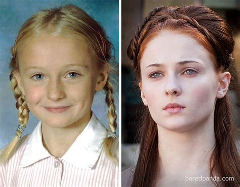 game of thrones young actor game of thrones cast then and now 20 pics bored panda