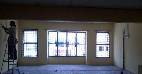 Lu Gantung Tamu plaster siling specialist plaster ceiling sbdice projek