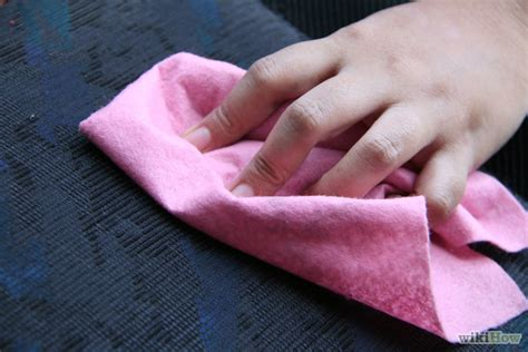 remove blood from upholstery 4 ways to clean a blood stain from car upholstery wikihow