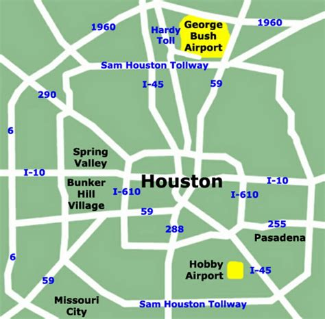 map of texas airports hobby airport houston texas 2017 2018 best car reviews