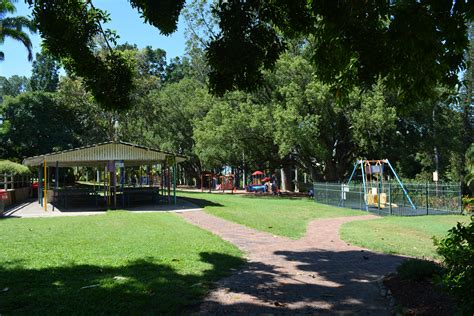 botanical gardens rockhton australia garden ftempo
