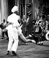 hellzapoppin swing dance scene black and white animated gif