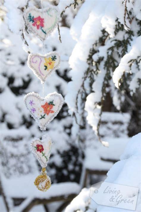 Garten Dekorieren Im Winter by Garten Im Winter Dekorieren Ostseesuche