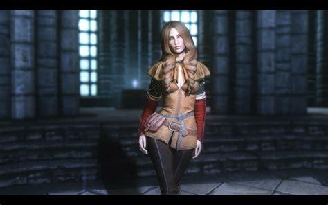 witcher 3 yennefer and triss armors at skyrim nexus mods the elder scrolls 5 skyrim quot одежда йеннифэр и трисс