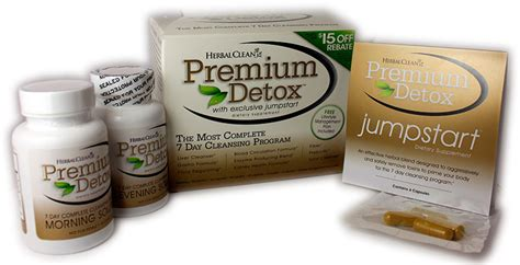 Pregnancy And Thc Detox by Premium Detox 7 Day Comprehensive Cleansing Program