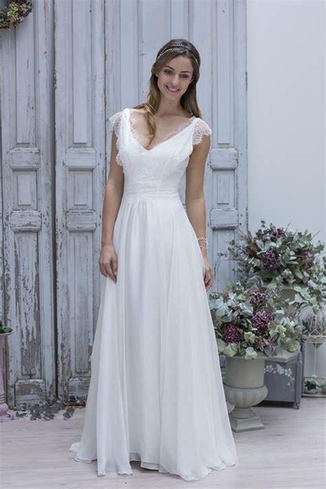 bridal chic wedding gowns boho chic wedding dresses laporte