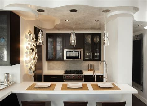 Manhattan Nyc Apartment Kitchen Du1302 Contemporary Manhattan Kitchen Design