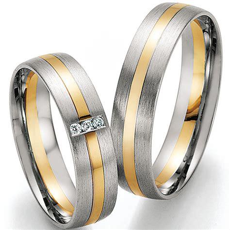 G Nstige Verlobungsringe Wei Gold by G 252 Nstige Trauringe Bicolour Gelb Und Wei 223 Kaufen
