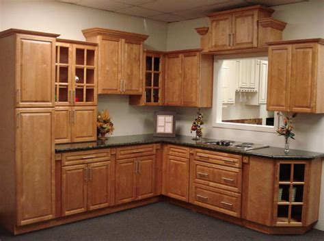 Kitchen Cabinet Maple Cinnamon Maple Kitchen Cabinets Home Design Traditional Columbus By Cabinets