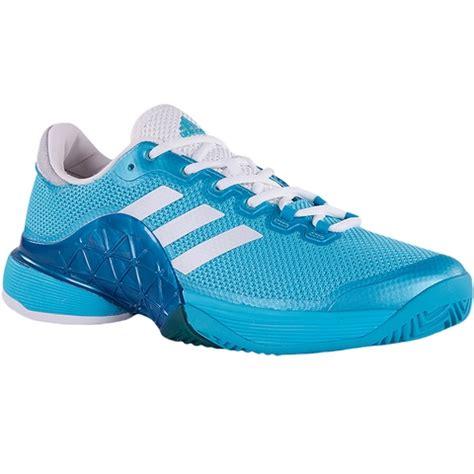 adidas barricade 2017 s tennis shoe blue white