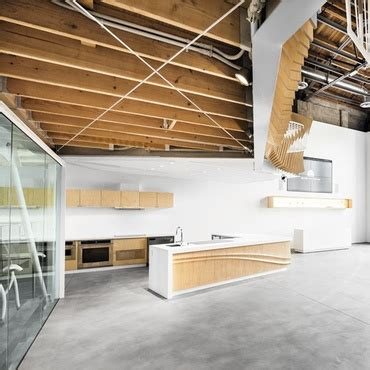oyler wu collaborative create 3d food lab wallpaper educational interior design projects