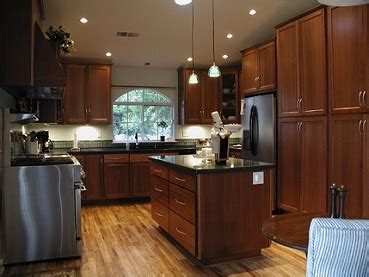 dark mahogany kitchen cabinets woods to consider when buying kitchen cabinets home
