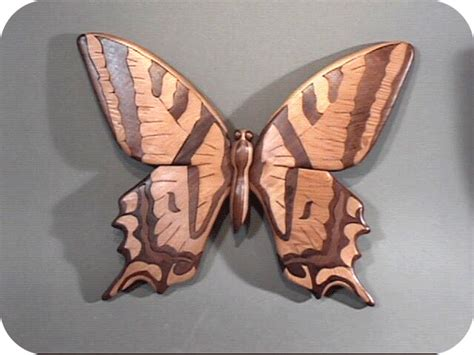 butterfly woodworking mike dunk s scroll saw intarsia gallery