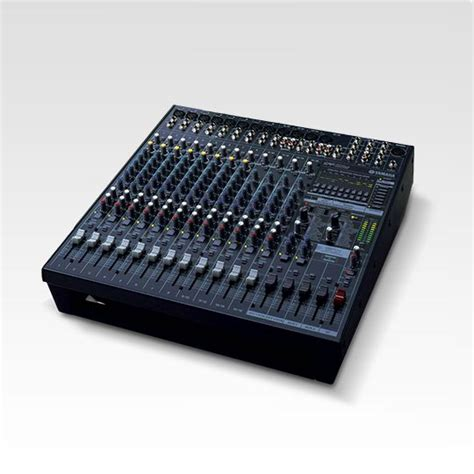 Power Mixer Yamaha 5016 emx5016cf overview mixers professional audio