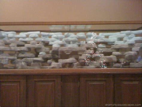 dramatic aquascapes dramatic aquascapes diy aquarium background casey