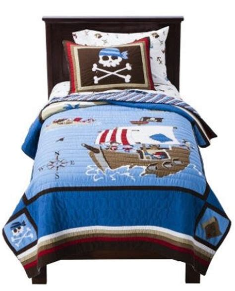 pirate comforter pirate bedding set nautical quilted bedding pirate quilt