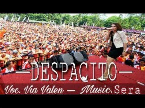 download mp3 despacito reggae dangdut 5 97mb download now despacito via vallen cover