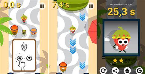 doodle no click jogos cutedrop 187 doodle fruit os jogos ol 237 mpicos do
