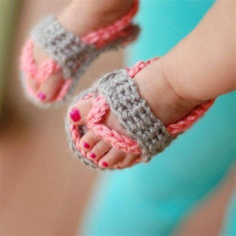 knitted baby flip flops pattern crochet baby shoes crochet sandals newborn baby shoes baby