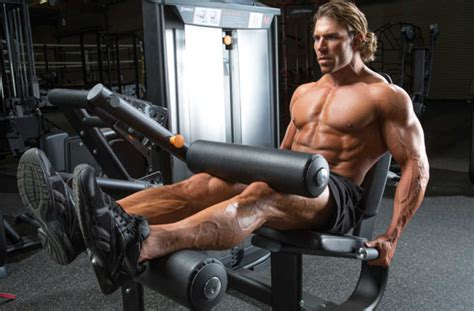 leg curl seduto seated leg curl exercise bodybuilding wizard