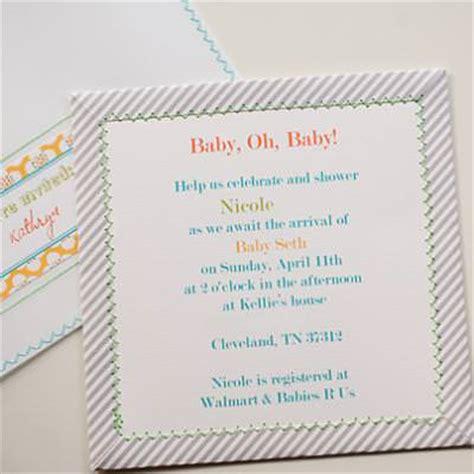 Handmade Baby Shower Invitation Ideas - diy baby shower invitation handmade card ideas tip junkie