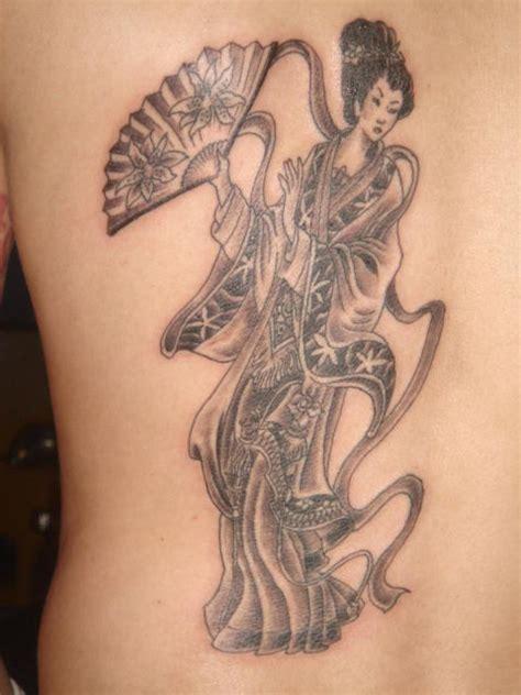 oriental geisha tattoo designs geisha tattoos