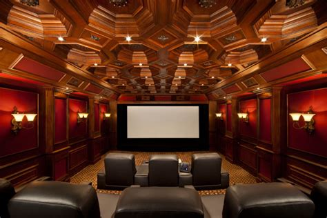 ultimate garage theater electronic house