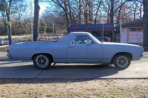 70 el camino 70 el camino 000 invested 1970 chevrolet chevy ss style
