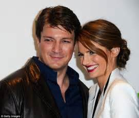 nathan fillion the rookie uk castle star nathan fillion s new main squeeze is george