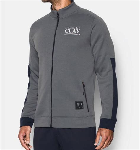 Sweater Armour Muhammad Ali K21 armour muhammad ali cassius clay jacket