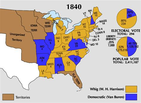 united states map 1840 file 1840 electoral map png wikimedia commons