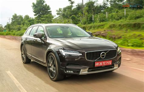 volvo  cross country launched  india price specs features review
