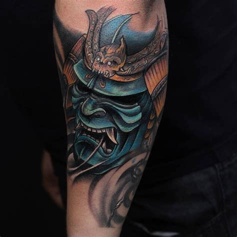 25 best ideas about samurai mask tattoo on pinterest