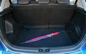 Kia Boot Dimensions Car Reviews Kia Venga 3 1 6 Crdi The Aa
