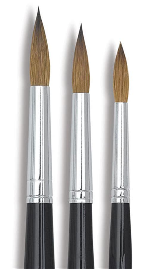 Kuas Set Davici Isi 5 Davici Brush da vinci russian brush sets blick materials