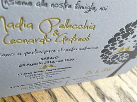 wedding invitations wording in italian letterpress wedding invitation custom wedding